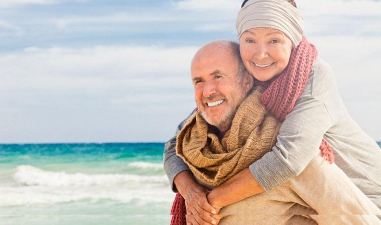 Reisen im Alter